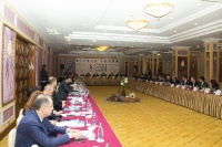 Caspian Ambassadors Club's traditional round table held_68