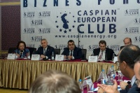 Caspian Ambassadors Club's traditional round table held_71