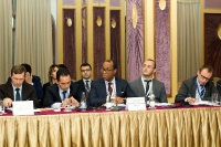 Caspian Ambassadors Club's traditional round table held_72