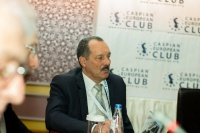 Caspian Ambassadors Club's traditional round table held_73
