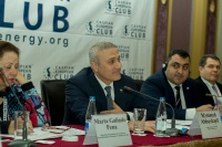 Caspian Ambassadors Club's traditional round table held_74