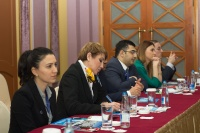 Caspian Ambassadors Club's traditional round table held_77