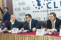 Caspian Ambassadors Club's traditional round table held_80