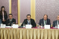 Caspian Ambassadors Club's traditional round table held_81