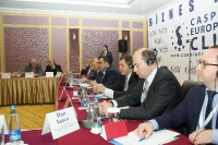 Caspian Ambassadors Club's traditional round table held_83