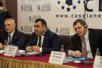 Caspian Ambassadors Club's traditional round table held_85