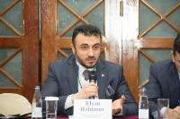 Caspian Ambassadors Club's traditional round table held_91