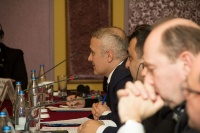 Caspian Ambassadors Club's traditional round table held_96