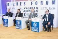 Caspian European Club holds business forum with State Migration Service_11