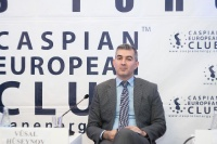 Caspian European Club holds business forum with State Migration Service_121