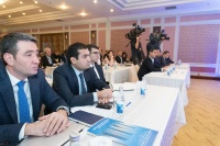 Caspian European Club holds business forum with State Migration Service_12