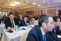 Caspian European Club holds business forum with State Migration Service_13