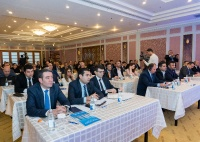 Caspian European Club holds business forum with State Migration Service_14