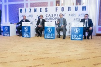 Caspian European Club holds business forum with State Migration Service_15