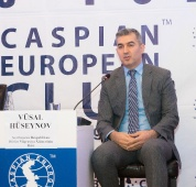 Caspian European Club holds business forum with State Migration Service_18