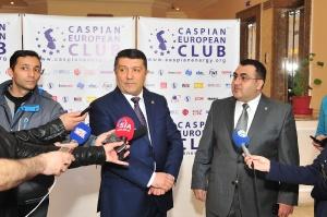CEIBC EVENT WITH FIRUDIN NABIYEV 08.04.2015