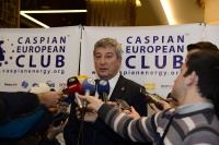 CEIBC EVENT WITH RAMIZ HASANOV 18.11.2015