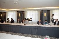 CEO Brunch with people's writer of Azerbaijan Chingiz Abdullayev 25.01.2020_10