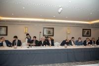 CEO Brunch with people's writer of Azerbaijan Chingiz Abdullayev 25.01.2020_11