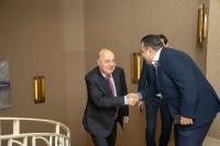 CEO Brunch with people's writer of Azerbaijan Chingiz Abdullayev 25.01.2020_12