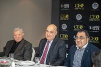 CEO Brunch with people's writer of Azerbaijan Chingiz Abdullayev 25.01.2020_13