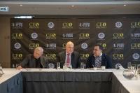 CEO Brunch with people's writer of Azerbaijan Chingiz Abdullayev 25.01.2020_14