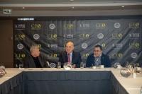 CEO Brunch with people's writer of Azerbaijan Chingiz Abdullayev 25.01.2020_16
