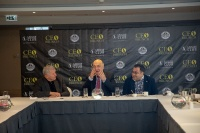 CEO Brunch with people's writer of Azerbaijan Chingiz Abdullayev 25.01.2020_17