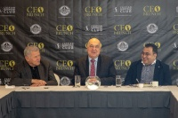 CEO Brunch with people's writer of Azerbaijan Chingiz Abdullayev 25.01.2020_19