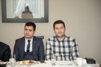 CEO Brunch with people's writer of Azerbaijan Chingiz Abdullayev 25.01.2020_1