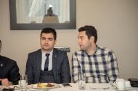 CEO Brunch with people's writer of Azerbaijan Chingiz Abdullayev 25.01.2020_2