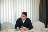 CEO Brunch with people's writer of Azerbaijan Chingiz Abdullayev 25.01.2020_3