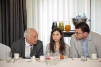 CEO Brunch with people's writer of Azerbaijan Chingiz Abdullayev 25.01.2020_5