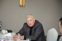 CEO Brunch with people's writer of Azerbaijan Chingiz Abdullayev 25.01.2020_7