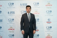 Head of the State Agency - honorable guest of CEO Lunch Baku 16.01.2019_16