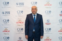 Head of the State Agency - honorable guest of CEO Lunch Baku 16.01.2019_17