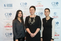 Head of the State Agency - honorable guest of CEO Lunch Baku 16.01.2019_19