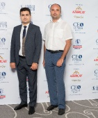 Fuad Muradov attends CEO Lunch Baku as an honorable guest _18