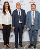 Fuad Muradov attends CEO Lunch Baku as an honorable guest _7
