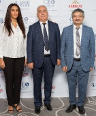 Fuad Muradov attends CEO Lunch Baku as an honorable guest _8