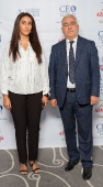 Fuad Muradov attends CEO Lunch Baku as an honorable guest _9