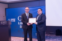 Ibrahim Alishov attends 12th CEO Lunch Baku as honorary guest  14.03.2018