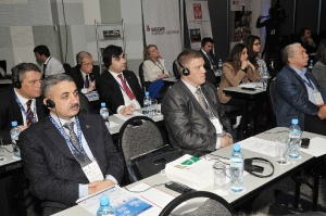 Caspian Energy Forum - Tbilisi - II session