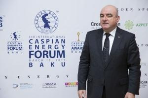 3-rd Caspian Energy Forum - Baku_14