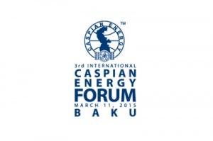 3-rd Caspian Energy Forum - Baku_1