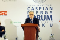 4-th Caspian Energy Forum - Baku 2017_29