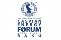 4-th Caspian Energy Forum - Baku 2017    -   12.04.2017