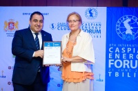 8th International Caspian Energy Forum Tbilisi – 2019 takes place  - 21.06.2019
