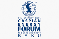 9th International Caspian Energy Forum Baku 2019 - 19.09.2019