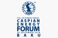 7th International Caspian Energy Forum BAKU - 20.09.2018